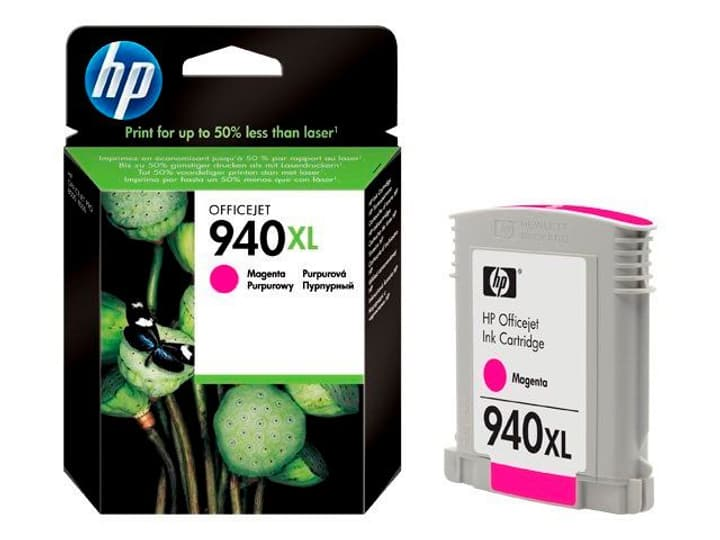 C4908AE cartuccia d'inchiostro nr. 940XL magenta Cartuccia d'inchiostro HP 797513000000 N. figura 1