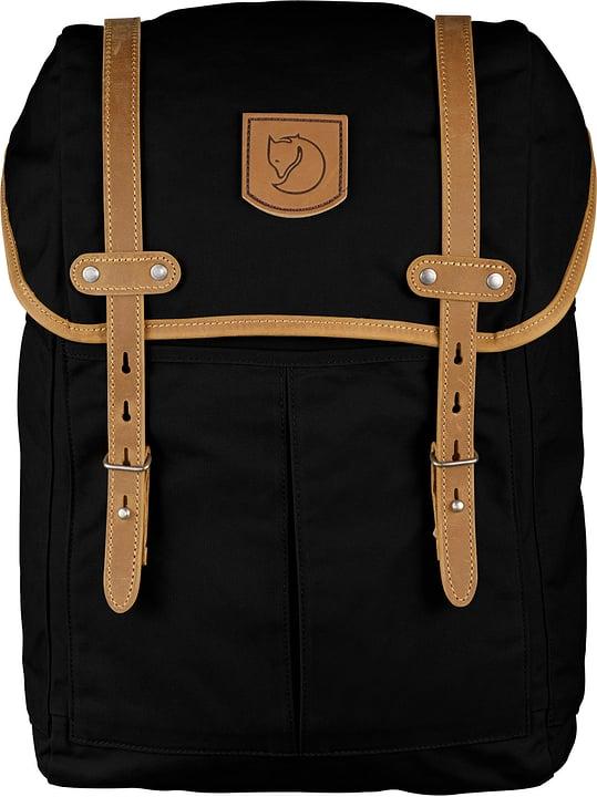Rucksack No.21 Medium Rucksack Fjällräven 460204600020 Farbe schwarz Grösse Einheitsgrösse Bild-Nr. 1