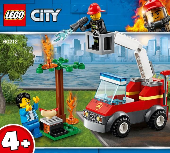 LEGO City 60212 Feuerwehr 748706700000 Bild Nr. 1