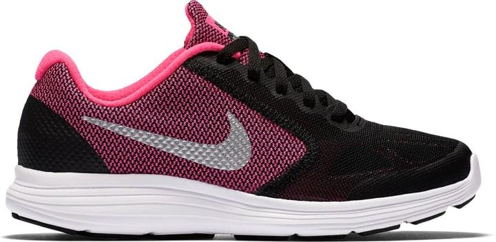 Revolution 3 Chaussures de course pour enfant Nike 460662235520 Couleur noir Taille 35.5 Photo no. 1