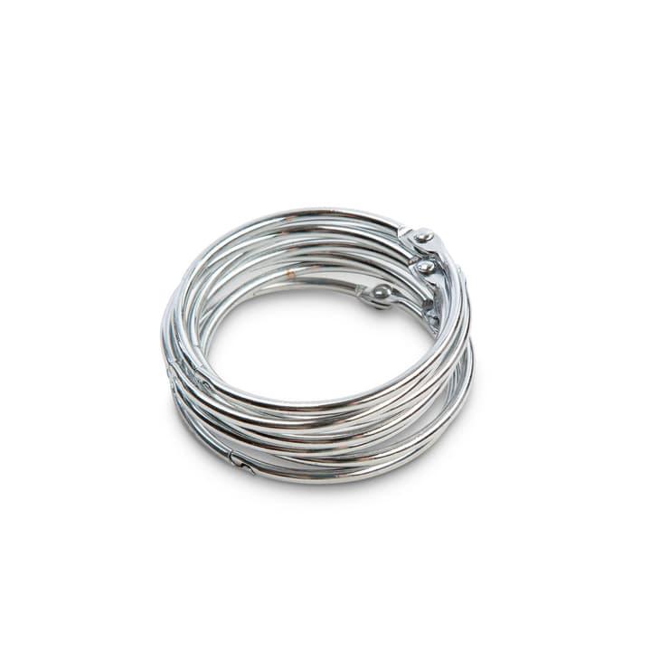 Anelli di metallo Doccia tenda anelli 374056000000 N. figura 1