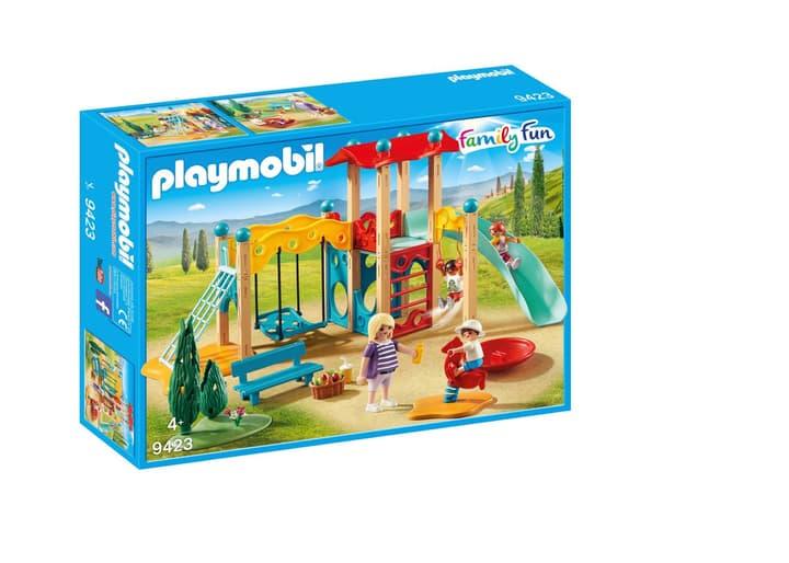 Playmobil Parco giochi dei bambini 746097000000 N. figura 1