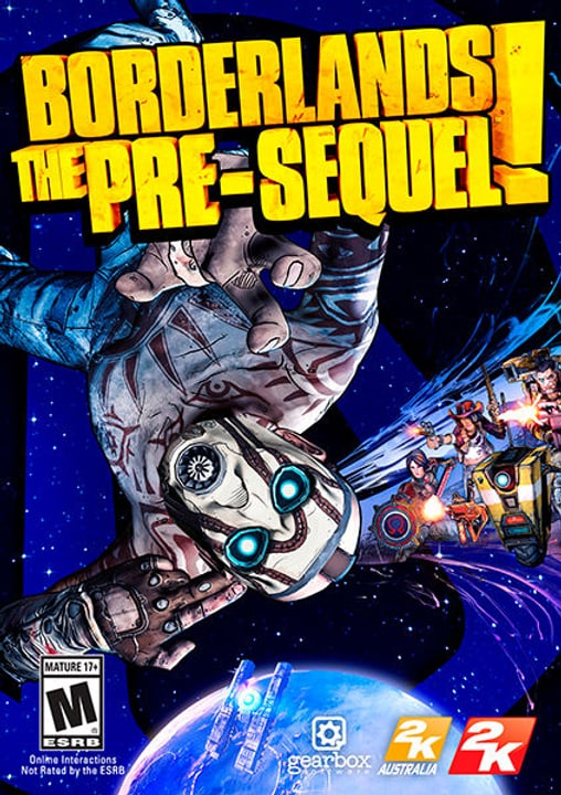 PC - Borderlands: The Pre-Sequel Digitale (ESD) 785300133423 N. figura 1