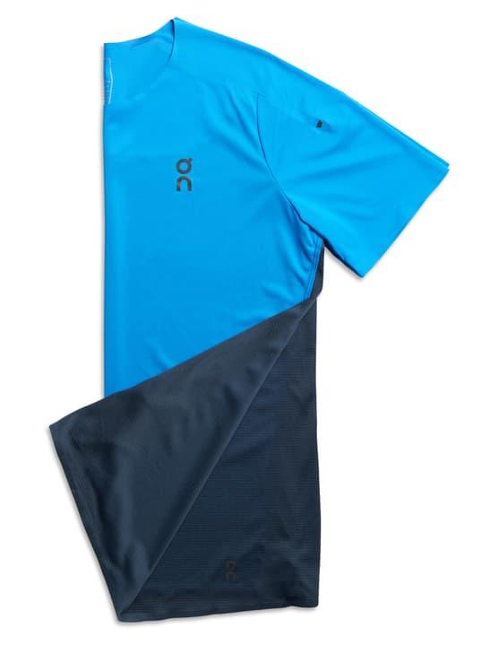 Performance-T Herren-T-Shirt On 470161300542 Farbe azur Grösse L Bild-Nr. 1