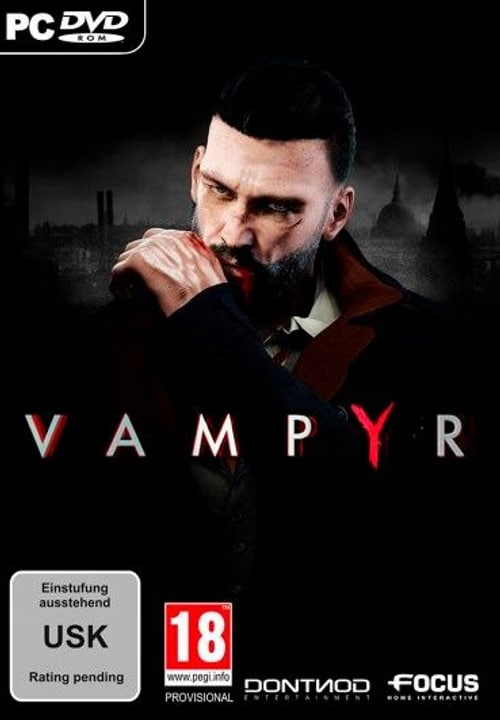 PC - Vampyr Physique (Box) 785300129101 Photo no. 1