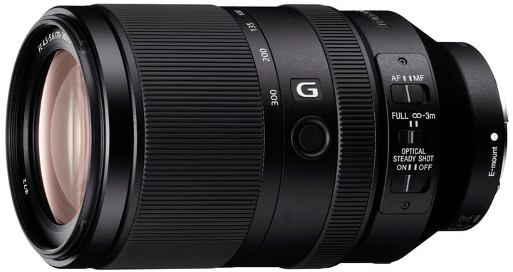 FE 70-300mm F4.5-5.6 G objectif Sony 793424600000 Photo no. 1