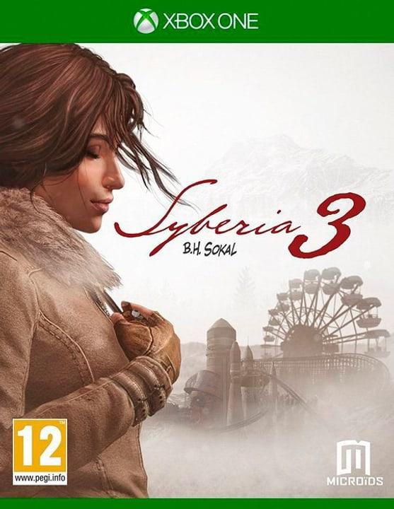 Xbox One - Syberia 3 785300122245 N. figura 1