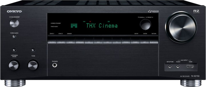 TX-RZ730 - Noir AV-Receiver Onkyo 785300137682 Photo no. 1