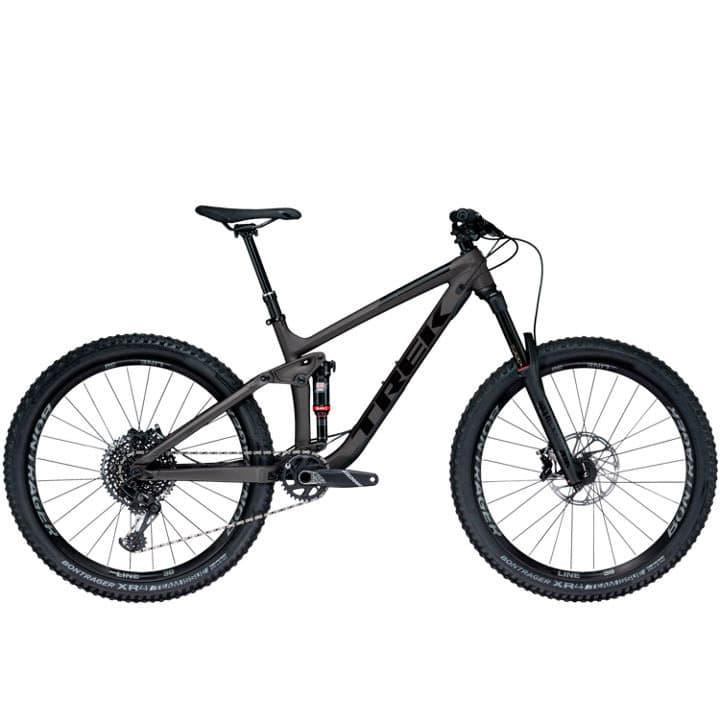 "Remedy 8 27.5"" Mountainbike Enduro Trek 463321517520 Farbe schwarz Rahmengrösse 17.5 Bild Nr. 1"