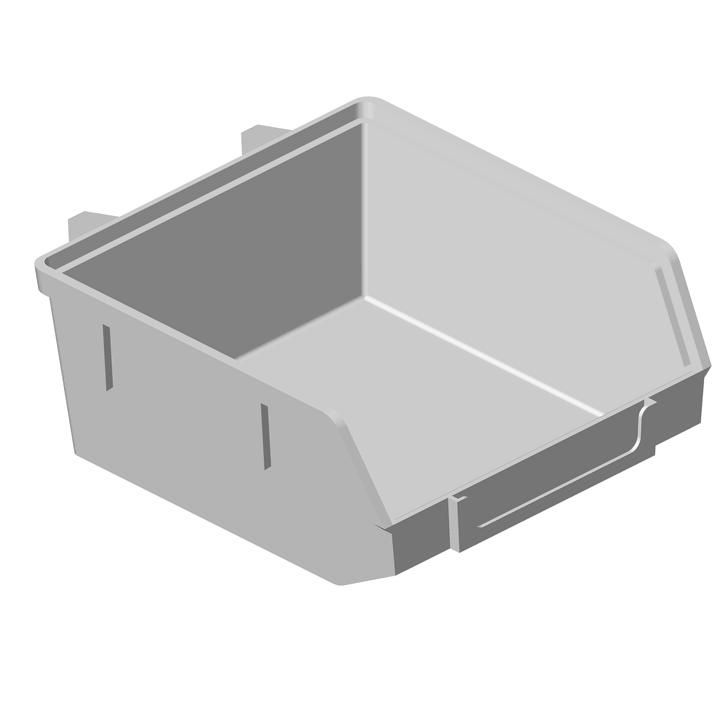 Minibox 90 x 90 x 40 mm ELEMENTSYSTEM 603433400000 Bild Nr. 1
