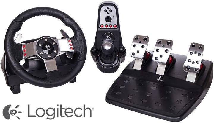 27 Racing Wheel Logitech G 79793150000014 Bild Nr. 1