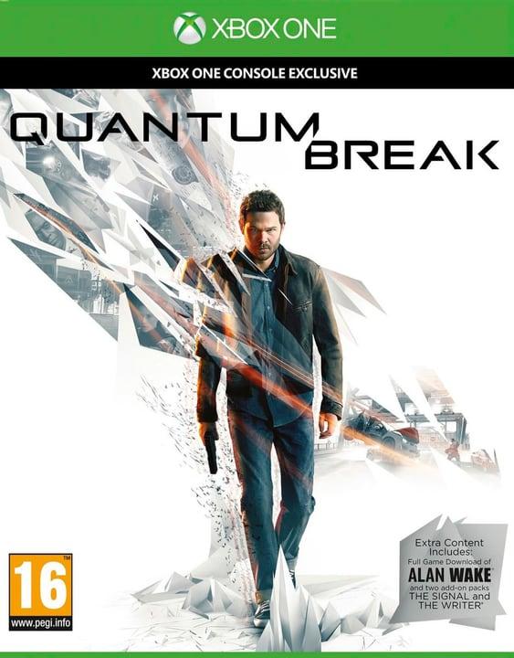 Xbox One - Quantum Break 785300120916 Photo no. 1