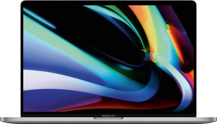CTO MacBook Pro 16 TouchBar 2.4GHz i9 64GB 2TB SSD 5500M-8 space gray Apple 798722600000 Photo no. 1