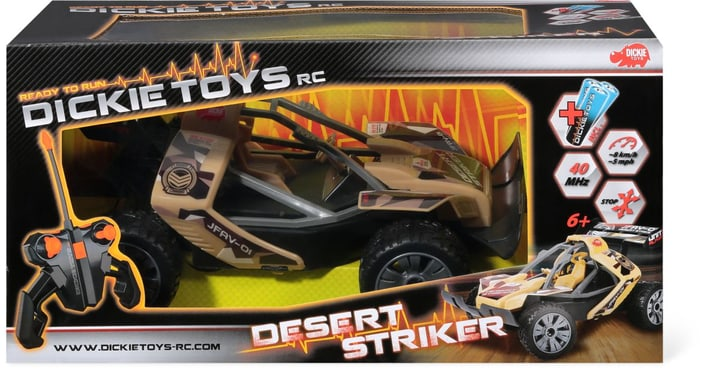 RC Desert Striker TRC 744283300000 Photo no. 1