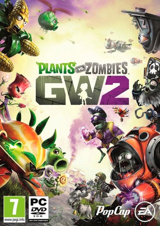 PC - Plants vs. Zombies Garden Warfare 2 Physique (Box) 785300120741 Photo no. 1