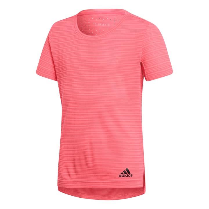 YG CHILL TEE Mädchen-T-Shirt Adidas 464544016429 Farbe pink Grösse 164 Bild-Nr. 1
