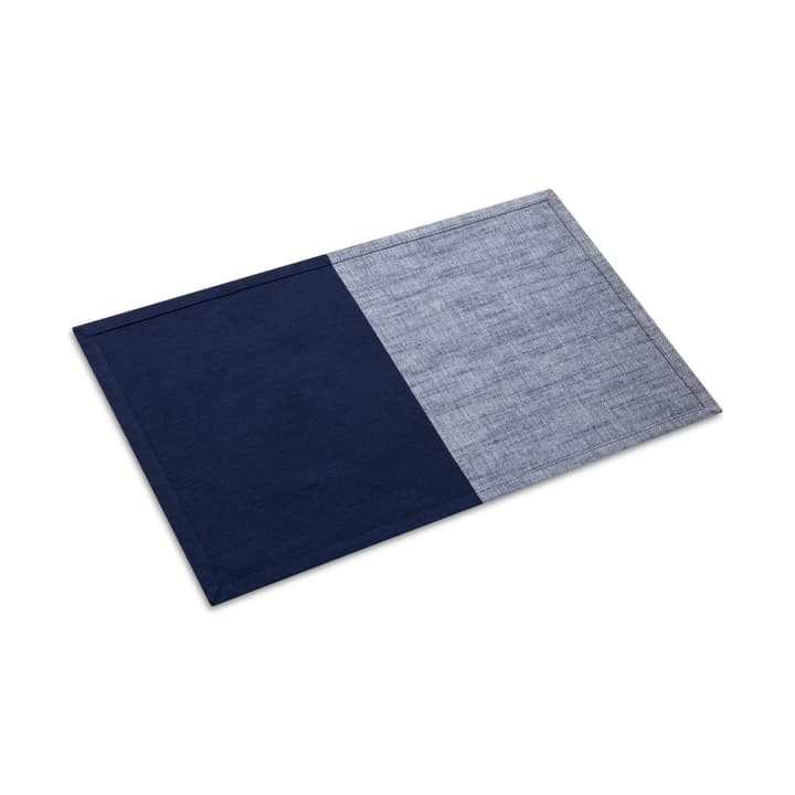 LAREN set de table 378212500000 Dimensions L: 30.0 cm x P: 45.0 cm Couleur Bleu Photo no. 1