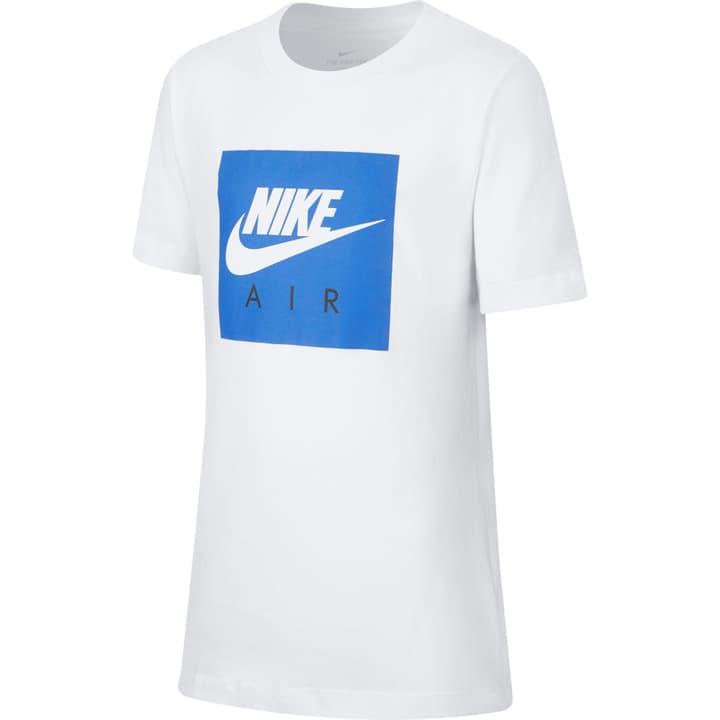 Sportswear T-Shirt Knaben-T-Shirt Nike 466911615210 Farbe weiss Grösse 152 Bild-Nr. 1