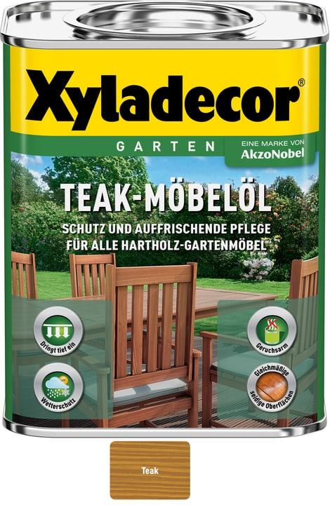 Huile pour meubles en teck Teck 750 ml XYLADECOR 661774900000 Photo no. 1