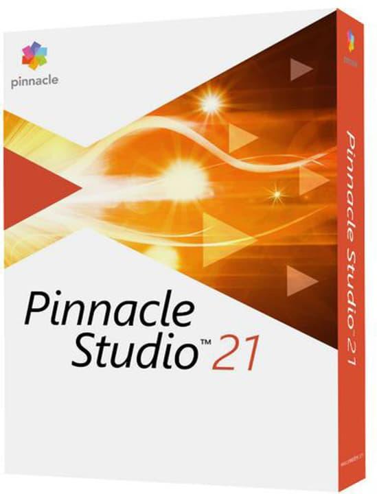 PC - Pinnacle Studio 21 - Vollversion Physisch (Box) Corel 785300131457 Bild Nr. 1