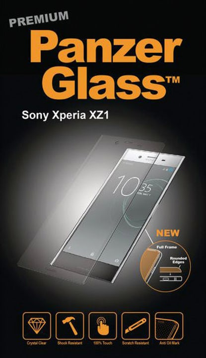 Premium Clear Sony Xperia XZ1 Protection d'écran Panzerglass 785300134563 Photo no. 1