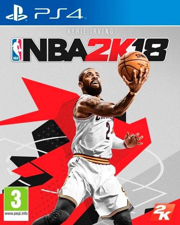 PS4 - NBA 2K18 Fisico (Box) 785300128573 N. figura 1