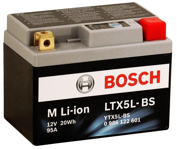 Li-ion LTX5L-BS 20Wh Motorradbatterie Bosch 620473300000 Bild Nr. 1