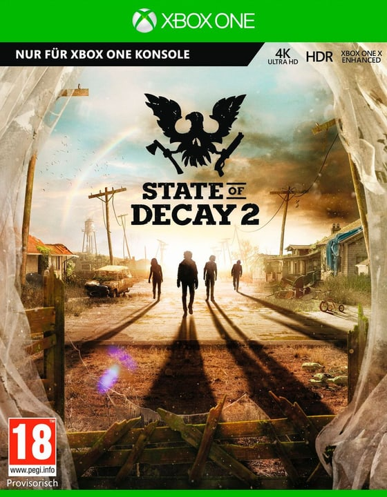 Xbox One - State of Decay 2 (D/F) Physisch (Box) 785300133149 Bild Nr. 1