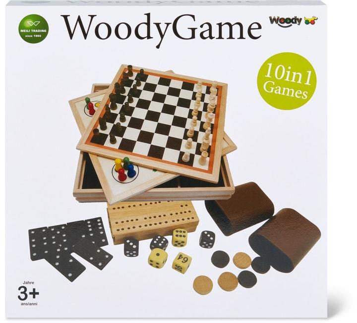 Set  mit 10 verschiedenen Spielen FSC® 748920690100 Sprache Französisch Bild Nr. 1