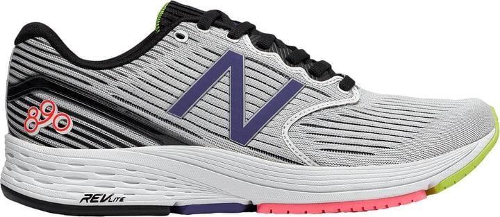 890v6 Chaussures de course pour femme New Balance 492812342510 Couleur blanc Taille 42.5 Photo no. 1