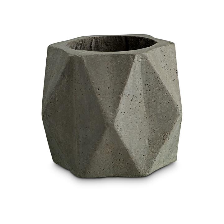 CONYA Cache-pot 382045000000 Dimensions L: 19.0 cm x P: 19.0 cm x H: 15.0 cm Couleur Gris Photo no. 1