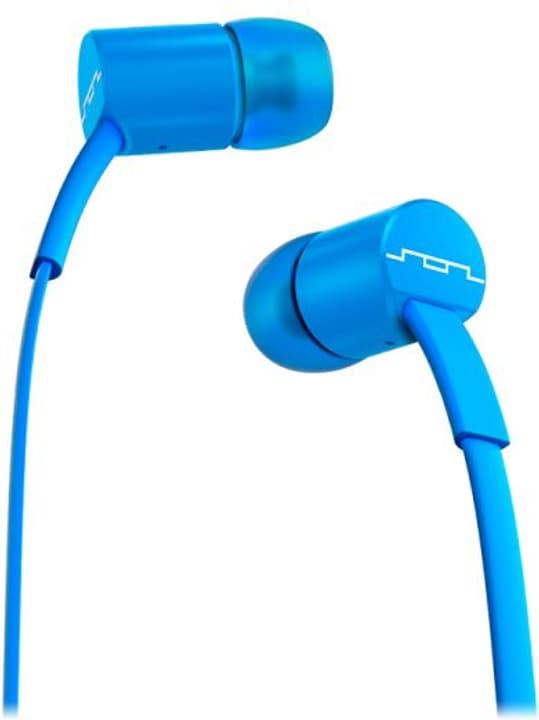 Jax Single Button - Blu Cuffie In-Ear SOL REPUBLIC 785300132150 N. figura 1