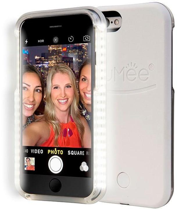 LuMee Selfie Cover iPhone 6 White 785800404935 Photo no. 1