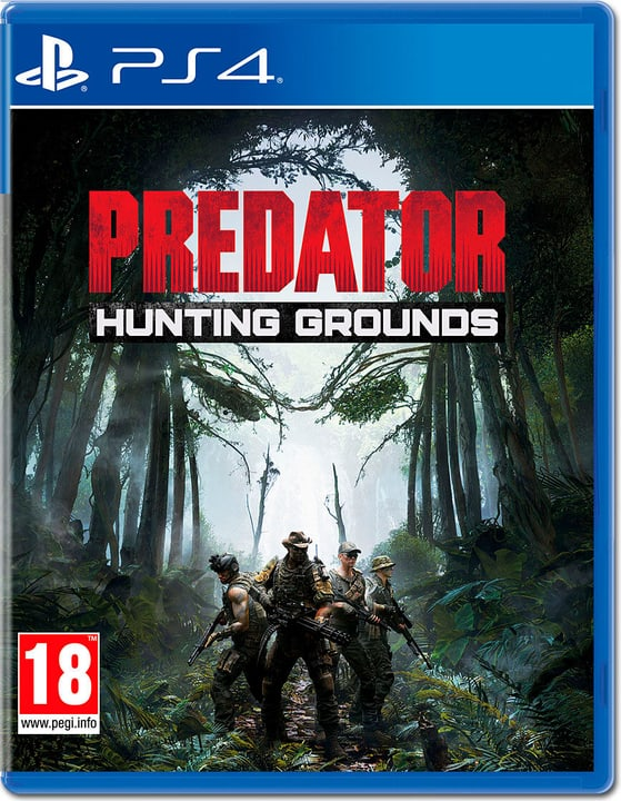 PS4 - Predator: Hunting Grounds Box 785300151116 Bild Nr. 1