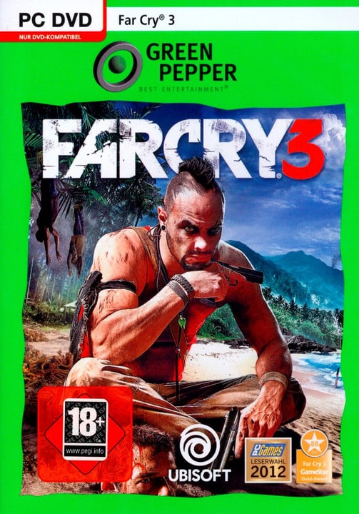 PC - Green Pepper: Far Cry 3 Physique (Box) 785300128891 Photo no. 1