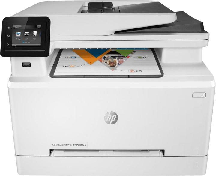 Color LaserJet Pro MFP M281fdw Imprimante / scanner / copieur / télécopie HP 797279200000 Photo no. 1