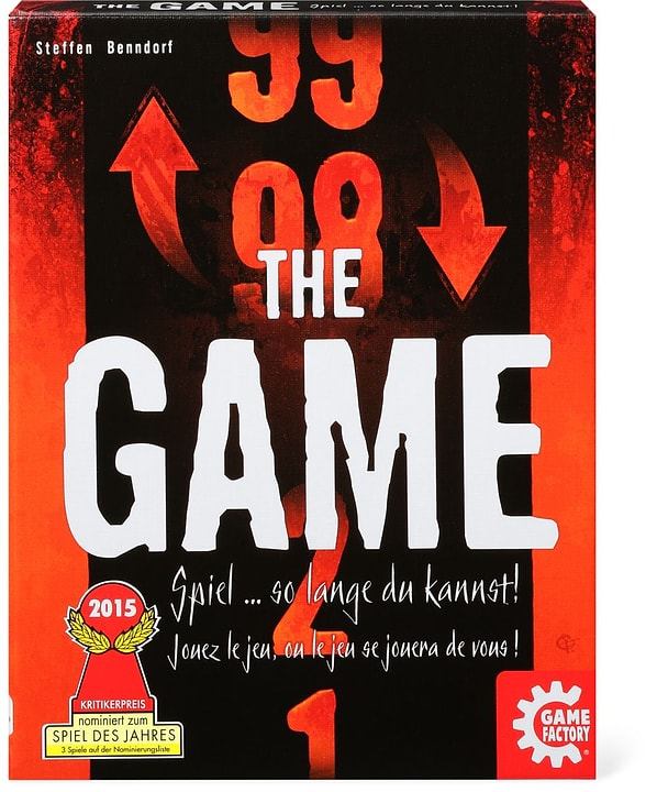 The Game 746988200000 N. figura 1