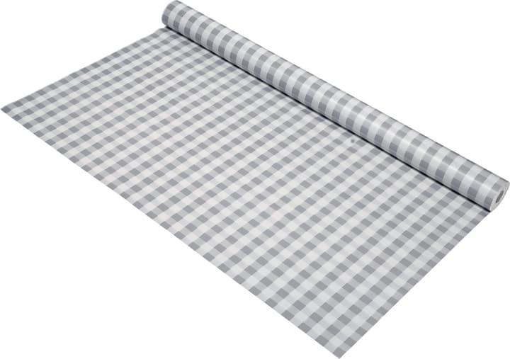 SMARAGD Tischtuch am Meter 450526363102 Farbe Grau, Weiss Grösse B: 140.0 cm Bild Nr. 1