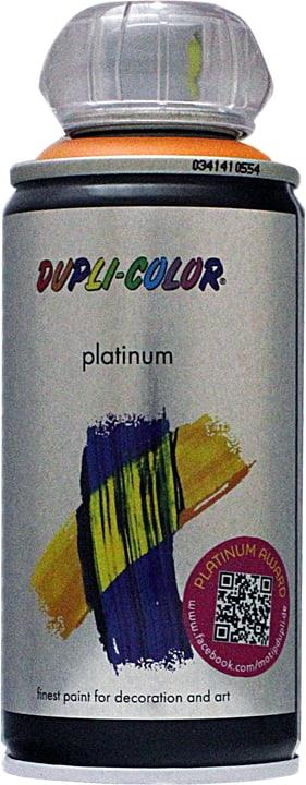 Vernice spray Platinum opaco Dupli-Color 660824700000 Colore Arancione pastello Contenuto 150.0 ml N. figura 1