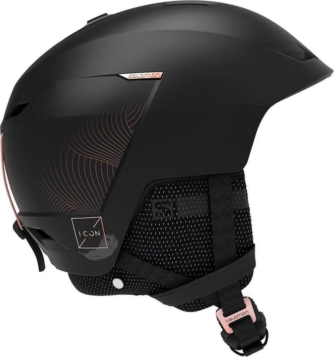 Icon LT CA Wintersport Helm Salomon 494977152920 Grösse 53-56 Farbe schwarz Bild-Nr. 1