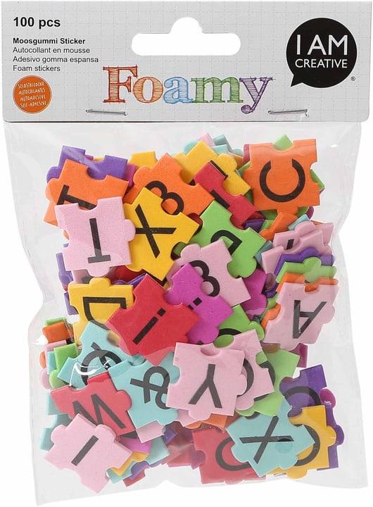 FOAMY, ABC puzzl, 100 pcs 666778300000 Photo no. 1