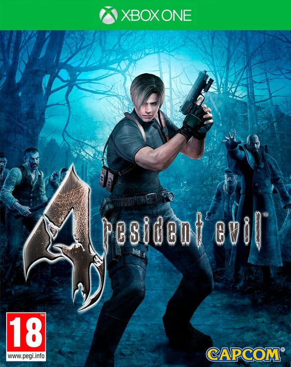 Xbox One - Resident Evil 4 HD 785300121900 Photo no. 1