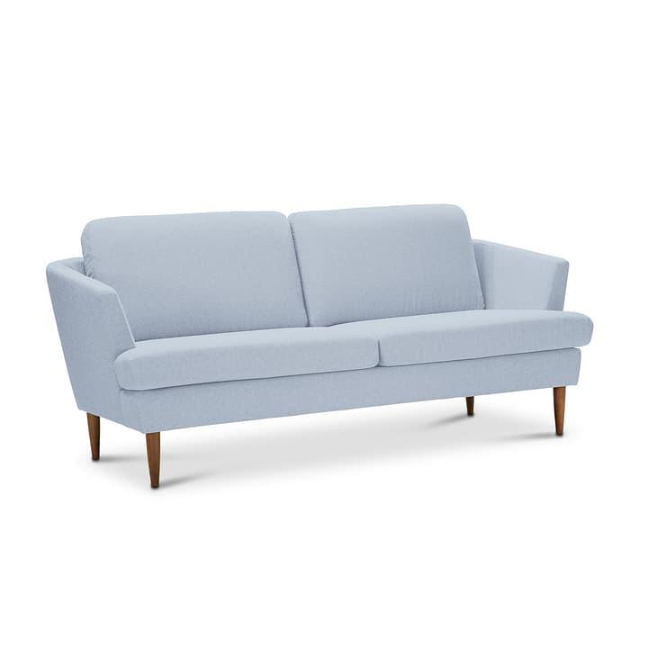 SAVONA Lila canapé à 2.5 places 360034111003 Dimensions L: 200.0 cm x P: 87.0 cm x H: 84.0 cm Couleur Bleu Photo no. 1
