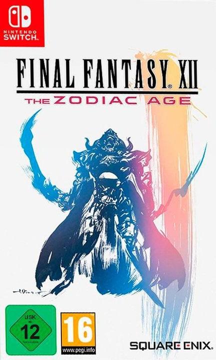 NSW - Final Fantasy XII: The Zodiac Age D Box 785300142624 N. figura 1