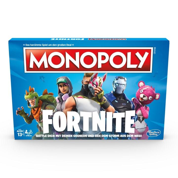 Monopoly Fortnite (DE) 748957590000 Lengua Tedesco N. figura 1