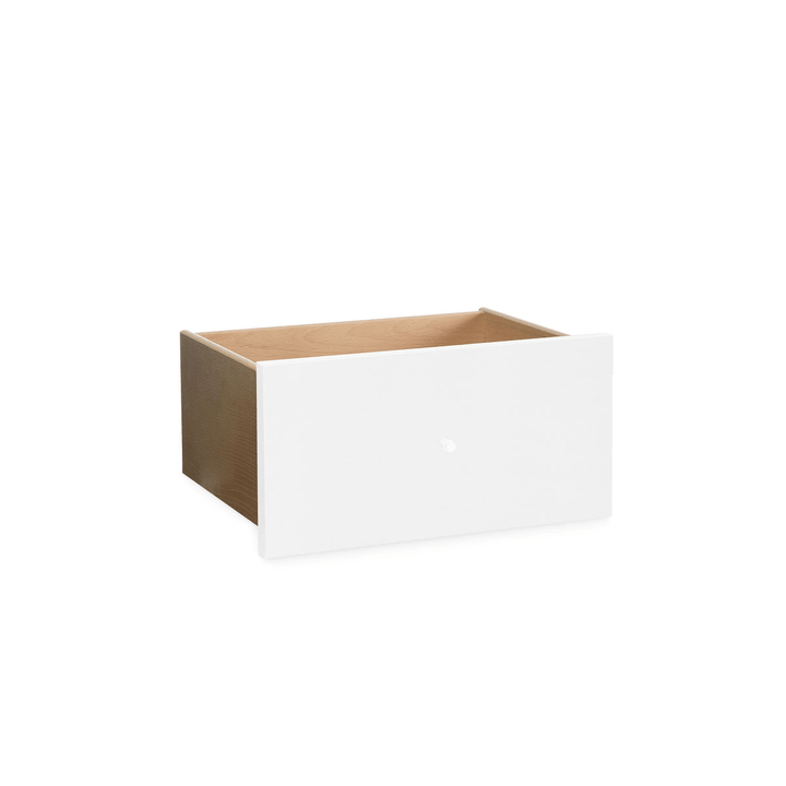 VIDO 2er Set Schubladen klein 362011075104 Grösse B: 37.0 cm x T: 37.0 cm x H: 33.0 cm Farbe Weiss Bild Nr. 1