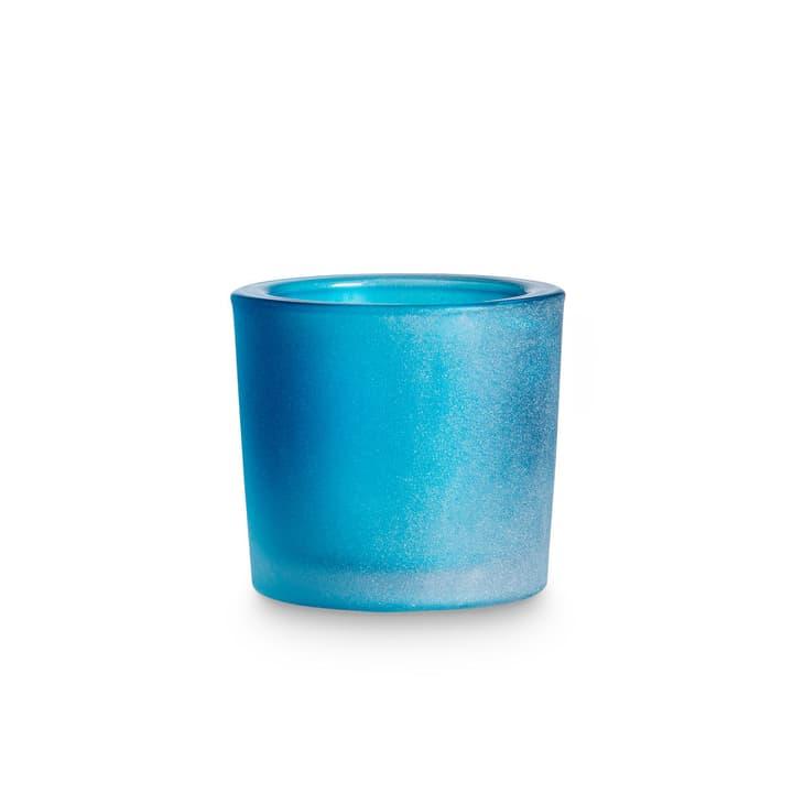 BUNT Porte-bougies chauffe-plat 396082500000 Dimensions L: 6.5 cm x P: 6.5 cm x H: 5.8 cm Couleur Bleu Photo no. 1