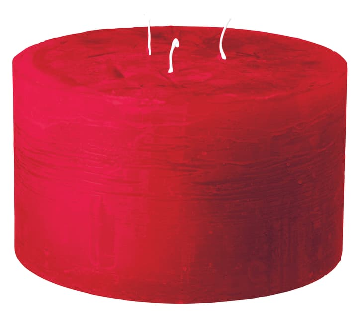 BAL Bougie cylindrique 440582901230 Couleur Rouge Dimensions H: 8.0 cm Photo no. 1