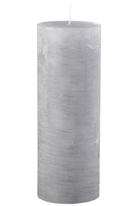 BAL Zylinderkerze 440582900880 Farbe Grau Grösse H: 22.0 cm Bild Nr. 1