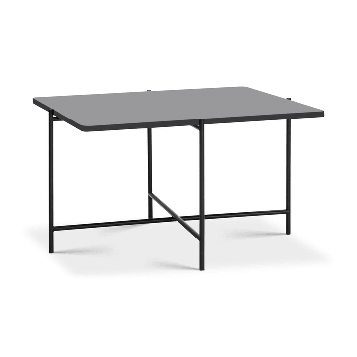 ELLY Table basse 362255200000 Couleur Noir Dimensions L: 60.0 cm x P: 60.0 cm x H: 40.0 cm Photo no. 1
